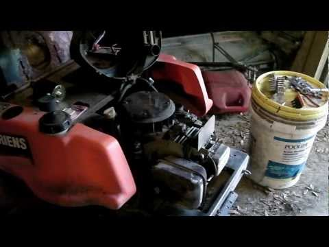 How To: Replace You Lawnmower's Electric Starter