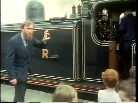 Emotive Locomotive