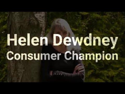 Helen Dewdney Consumer Champion Showreel