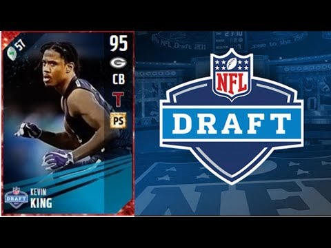 NFL Draft Kevin King   Player Review   Madden 17 Ultimate Team Gameplay