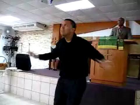 Todavia Dios no Ha Terminado Pantomima Waldemar Montalvo en IP Calero