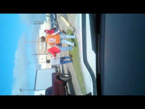 girl gets pistol whipped in beaumont tx infront of walmart