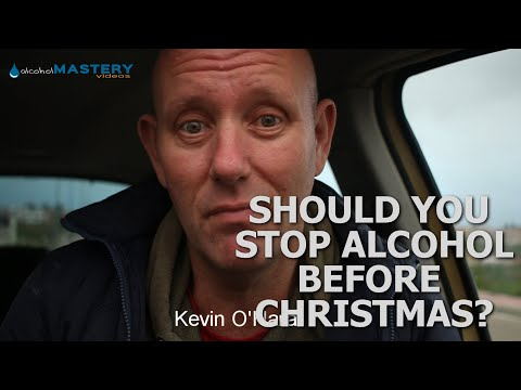 Should You Stop Drinking Alcohol Before Christmas Or Wait Until The New Year
