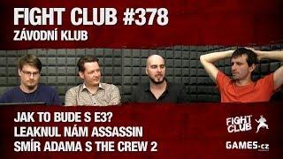 Fight Club #378: Závodní klub