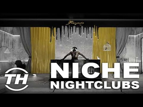 Niche Nightclubs - Jamie Munro Dishes on the Coolest Nightclub Design Ideas