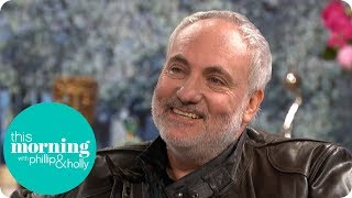 Killing Eve's Kim Bodnia Teases a Third Season | This Morning