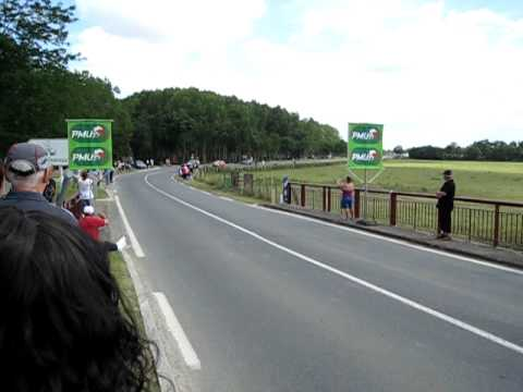 2010 Tour de France - Lance Armstrong Individual Time Trial