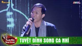Hoài Linh khiến khán giả nổi da gà trên sân khấu Tuyệt Đỉnh Song Ca Nhí | Chung Kết
