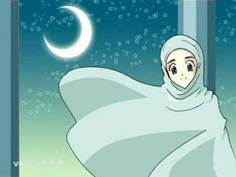 انمي وقت الغروب في رمضان