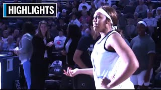 Highlights: Pitt at Penn State | B1G Women's Basketball | Dec. 5, 2019