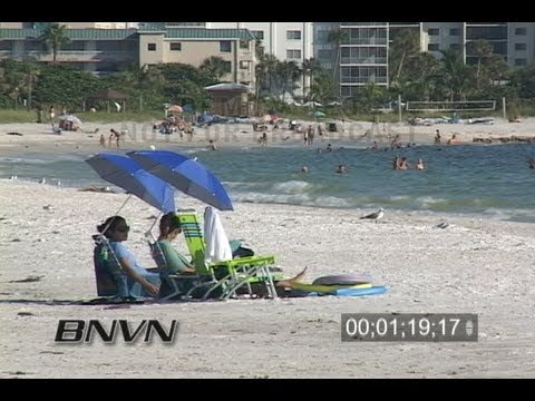 9/23/2005 Sarasota, FL B-Roll news video