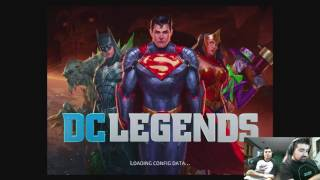 Angry Joe plays DC Comics Legends