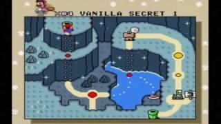 Super Mario World -World 3 Secret Route (1/2)
