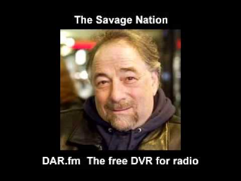 Michael Savage on the fish oil prostate cancer scare