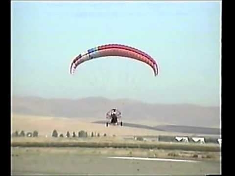 Test flight with Geo Metro engine