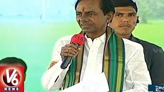 CM KCR Writes PM Modi To Link MGNREGA To Agriculture | Farmers' Coordination Committee Meeting