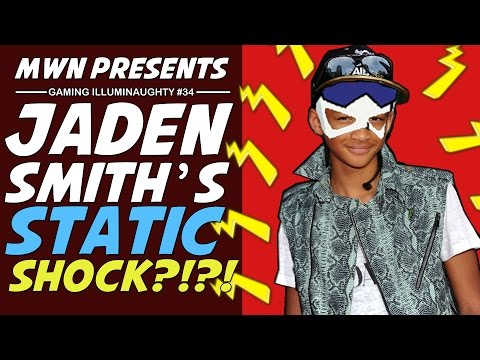 Jaden Smith To Play Static Shock?
