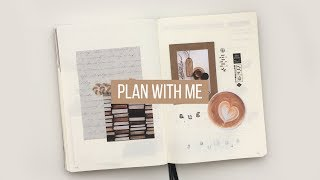 kpop bullet journal | plan with me | august 2018 monthly spread