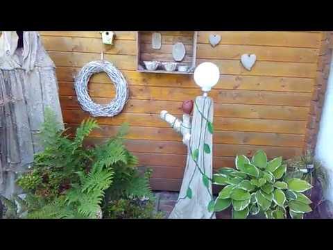 09:27 Garten Deko Leuchte Aus Beton Einfach Selber Machen