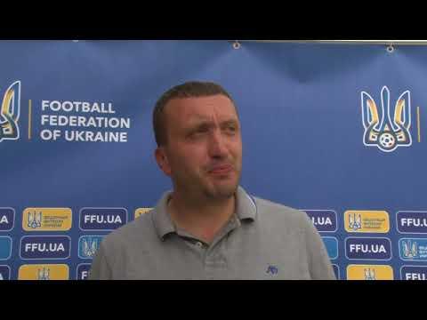 Євген Бейдерман, про підсумки та організацію фінального турніру серед команд першої ліги U -15
