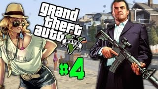Grand Theft Auto 5 Playthrough - SKANKY DAUGHTER! Hour Special! #4 (GTA V Let's Play)