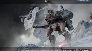 Прохождение игры вар робота супер пушка!!! #1