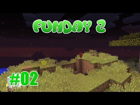 Uncraftbare Holzwerkzeuge & Die ersten Trolls xD - Minecraft Funday 2 #2 | mit DauerzockerL