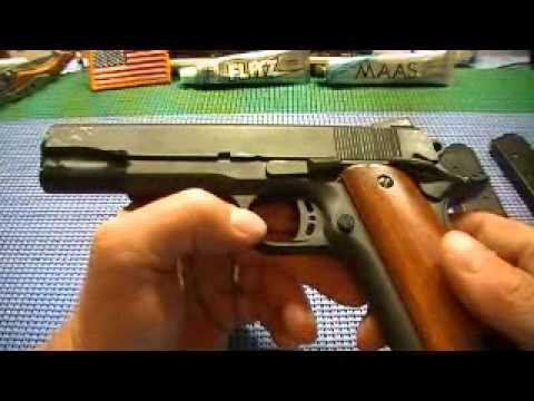 Rock Island Armory 1911 A1 FS Tactical 1911 Looksee