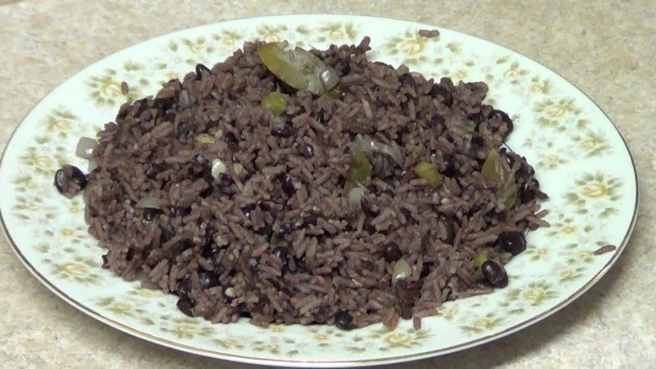 Arroz Congri (Cuban Rice And Black Beans) Recipes — Dishmaps