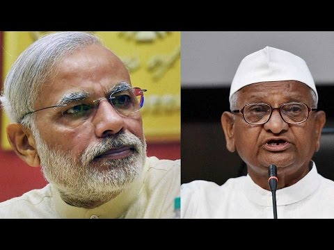 Anna Hazare to go on indefinite hunger strike over OROP issue