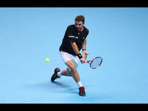 Stan Wawrinka - 70 perfect backhand winners [HD]