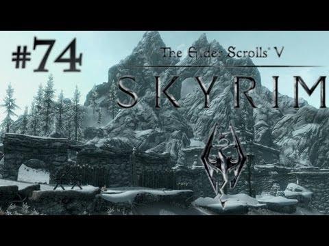 The Elder Scrolls V: Skyrim с Карном. Часть 74 [Крысиный Форт]