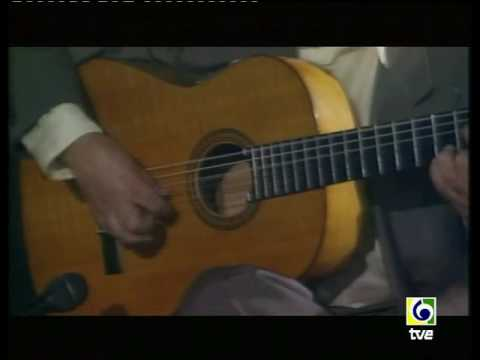 Guitarra Flamenca - Juan Carmona Habichuela - Granaina.