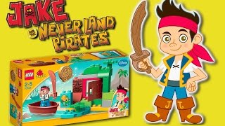 Disney Jake and the Neverland Pirates Lego Duplo Toys Jake