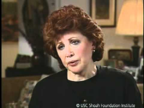 Jewish Survivor Esther Gever Testimony