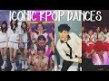 Lagu 100 OF THE MOST ICONIC KPOP DANCES EVER