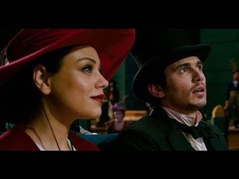 Oz The Great and Powerful - Full Trailer | Official Disney HD