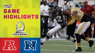 AFC vs. NFC Pro Bowl Highlights | NFL 2020