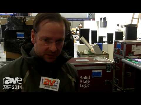 ISE 2014: A Look at What Solid State Logic Will Show at ISE