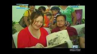 Tunay na Buhay: Manilyn Reynes, kaibigan ang turing sa mga tagahanga