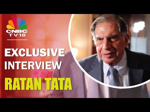 Ratan Tata Full Interview | Watch the Biggest Interview of Decade | CNBC TV18 Exclusive