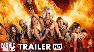 DUDES AND DRAGONS Official Trailer - Fantasy Comedy [HD]