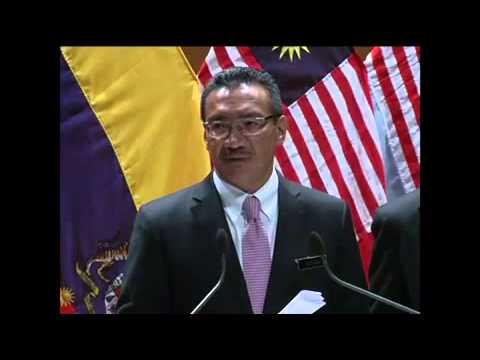 MH17: Kejayaan Luar Biasa Najib Razak - Hishammudin