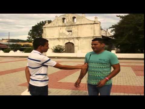 Entrevista con Oliver Perez Picado - Festival de la Luz, Nicoya Brilla 2014