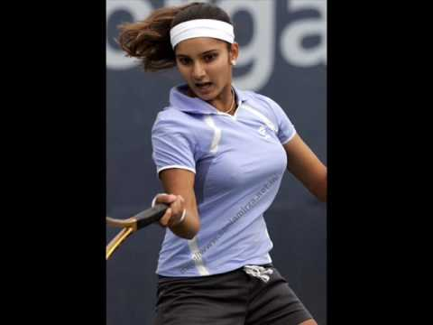 Sania Mirza Blue video