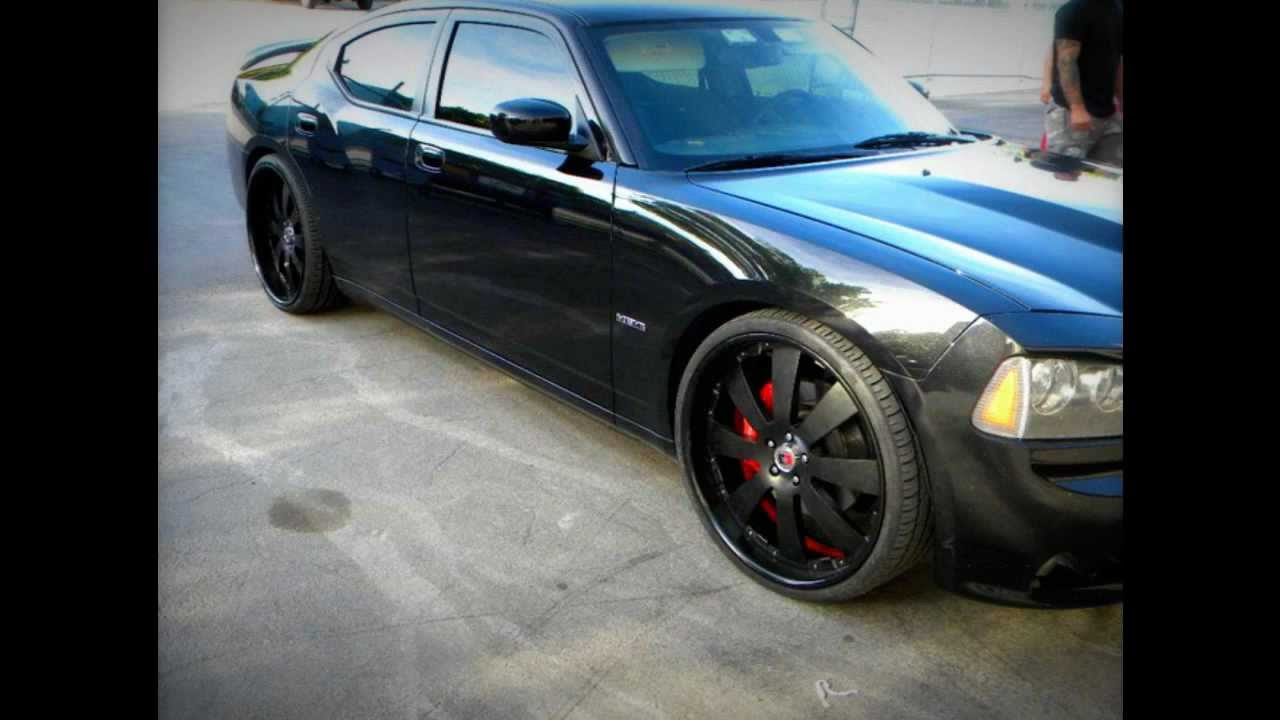 2007 Srt8 Dodge Charger Supercharged On 24s Cartel Customs