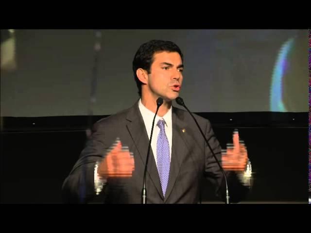 Noche de Conciencia 2014 | Discurso de Juan Manuel Urubey, Gobernador de Salta