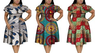 LATEST AFRICAN FASHION 2020: LOOK SUPER STUNNING & BEAUTIFUL IN THIS COLLECTION OF #AFRICAN DRESSES