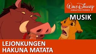 Lejonkungen: Hakuna Matata - Disneyklassiker Sverige