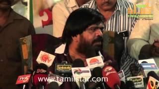 TR Press Meet For Vaalu Part 2